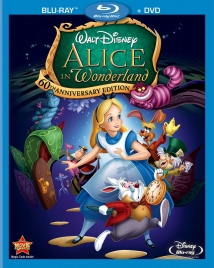 Alice in Wonderland (1951) Bluray Full AVC 1:1 DTS Multi ITA